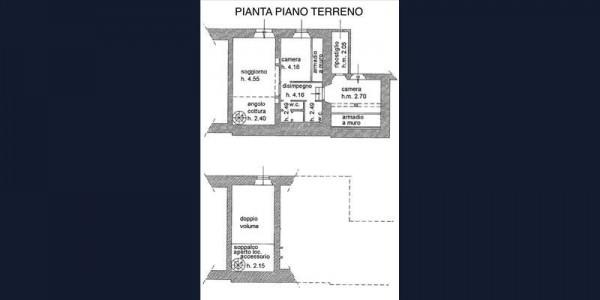 Appartamento in vendita a Siena, Arredato, con giardino, 100 mq - Foto 11