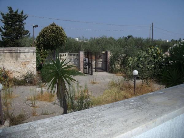 Villa in vendita a Bari, Complanare Hotel Majestic, 220 mq