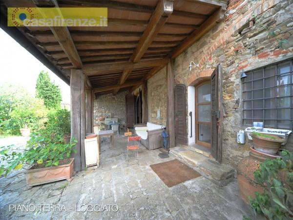 Rustico/Casale in vendita a Bagno a Ripoli, Con giardino, 330 mq - Foto 12