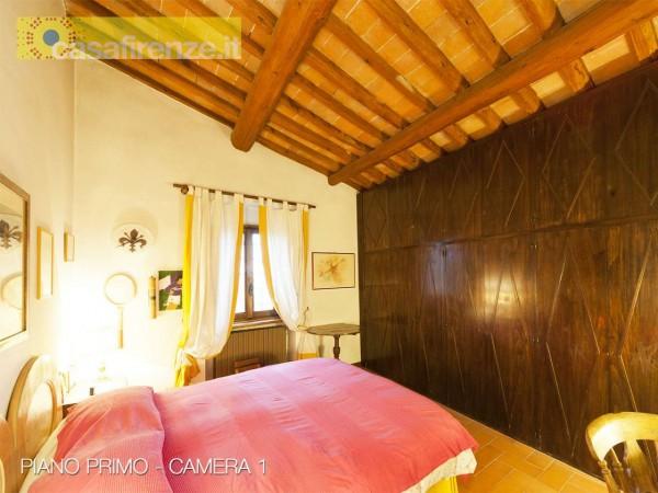 Rustico/Casale in vendita a Bagno a Ripoli, Con giardino, 330 mq - Foto 22