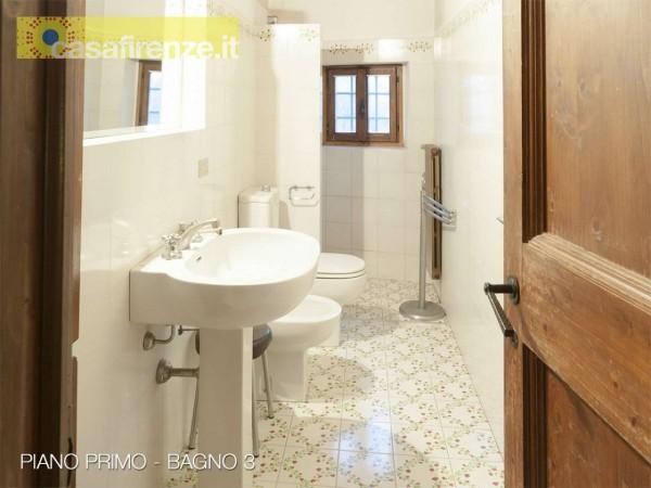 Rustico/Casale in vendita a Bagno a Ripoli, Con giardino, 330 mq - Foto 17