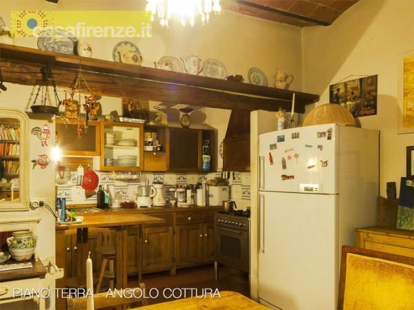 Rustico/Casale in vendita a Bagno a Ripoli, Con giardino, 330 mq - Foto 32
