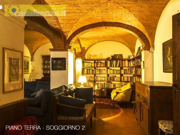 Rustico/Casale in vendita a Bagno a Ripoli, Con giardino, 330 mq - Foto 28