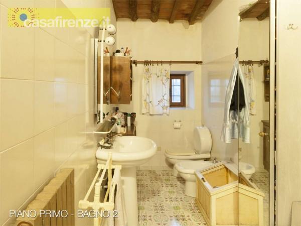 Rustico/Casale in vendita a Bagno a Ripoli, Con giardino, 330 mq - Foto 18