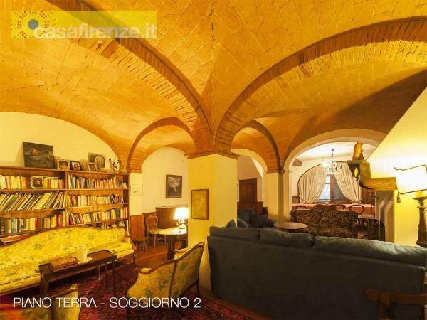 Rustico/Casale in vendita a Bagno a Ripoli, Con giardino, 330 mq - Foto 27