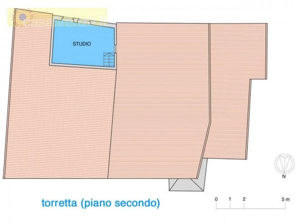 Rustico/Casale in vendita a Bagno a Ripoli, Con giardino, 330 mq - Foto 7