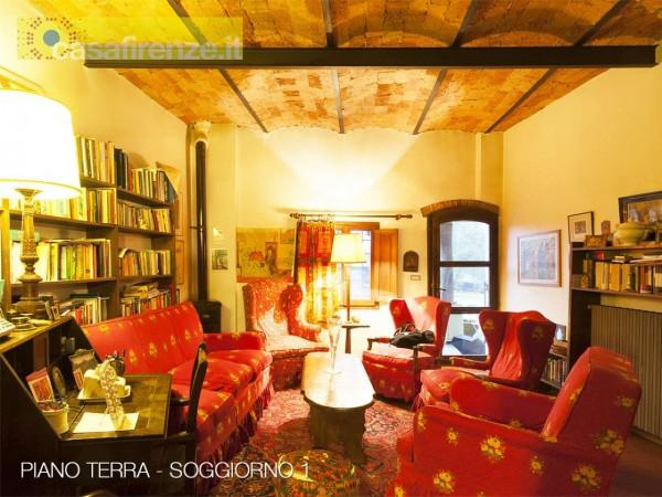 Rustico/Casale in vendita a Bagno a Ripoli, Con giardino, 330 mq - Foto 29