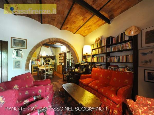 Rustico/Casale in vendita a Bagno a Ripoli, Con giardino, 330 mq - Foto 34