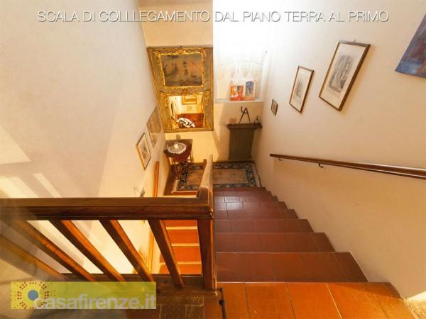 Rustico/Casale in vendita a Bagno a Ripoli, Con giardino, 330 mq - Foto 25