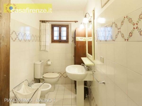 Rustico/Casale in vendita a Bagno a Ripoli, Con giardino, 330 mq - Foto 23