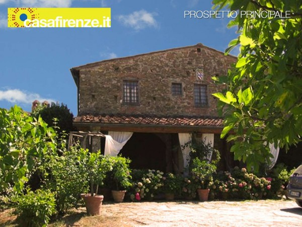 Rustico/Casale in vendita a Bagno a Ripoli, Con giardino, 330 mq - Foto 11