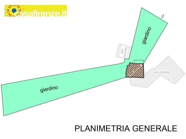 Rustico/Casale in vendita a Bagno a Ripoli, Con giardino, 330 mq - Foto 6