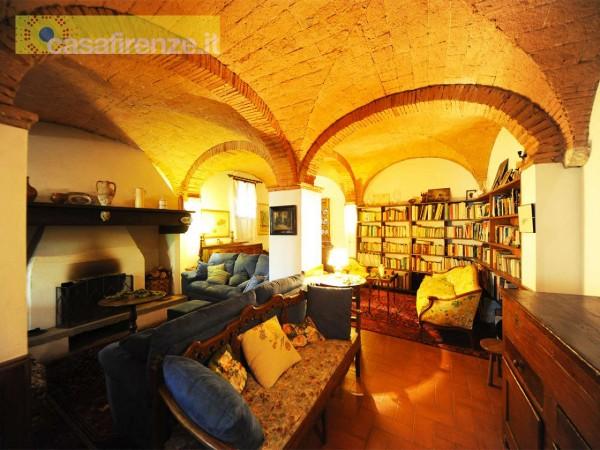 Rustico/Casale in vendita a Bagno a Ripoli, Con giardino, 330 mq