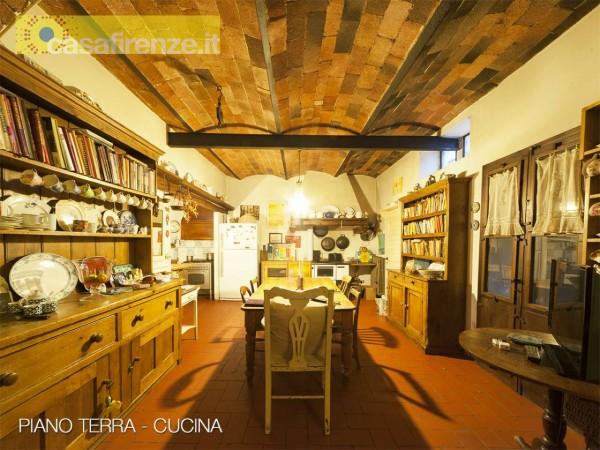 Rustico/Casale in vendita a Bagno a Ripoli, Con giardino, 330 mq - Foto 33