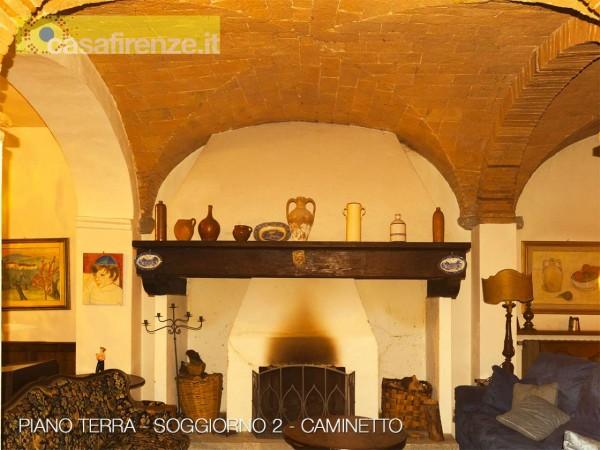 Rustico/Casale in vendita a Bagno a Ripoli, Con giardino, 330 mq - Foto 26