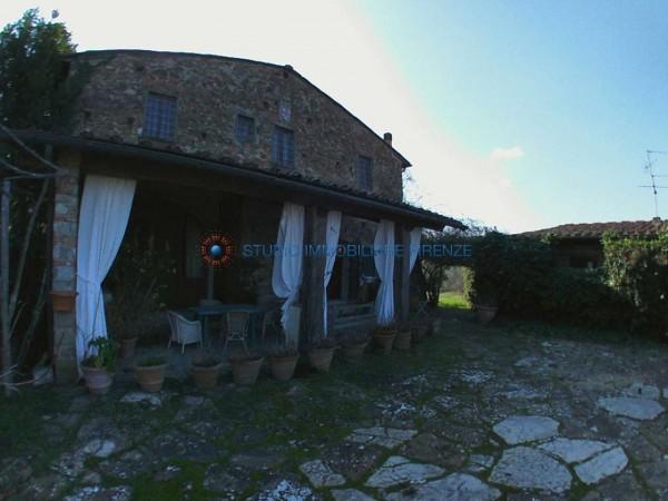 Rustico/Casale in vendita a Bagno a Ripoli, Con giardino, 330 mq - Foto 3