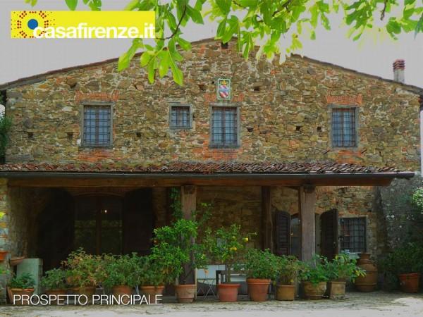 Rustico/Casale in vendita a Bagno a Ripoli, Con giardino, 330 mq - Foto 10