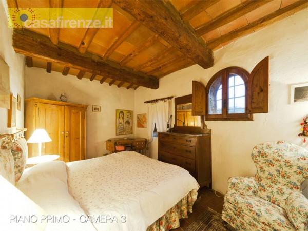 Rustico/Casale in vendita a Bagno a Ripoli, Con giardino, 330 mq - Foto 20