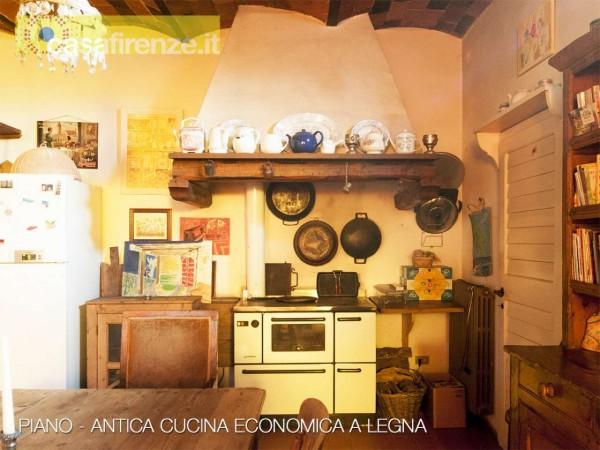 Rustico/Casale in vendita a Bagno a Ripoli, Con giardino, 330 mq - Foto 31