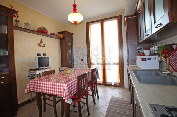 Appartamento in vendita a Cassano d'Adda, Annunciazione, 95 mq - Foto 9