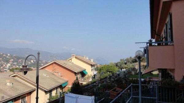 Appartamento in vendita a Santa Margherita Ligure, Via Mortero, Con giardino, 72 mq - Foto 21