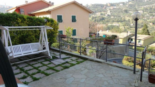 Appartamento in vendita a Santa Margherita Ligure, Via Mortero, Con giardino, 72 mq
