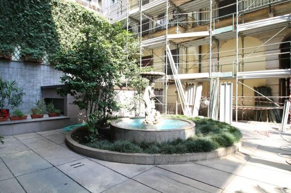 Appartamento in vendita a Milano, Cadorna, Con giardino, 73 mq - Foto 12