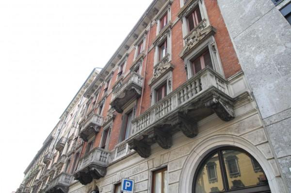 Appartamento in vendita a Milano, Cadorna, Con giardino, 123 mq - Foto 15