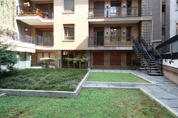 Appartamento in vendita a Milano, Cadorna, Con giardino, 123 mq - Foto 5