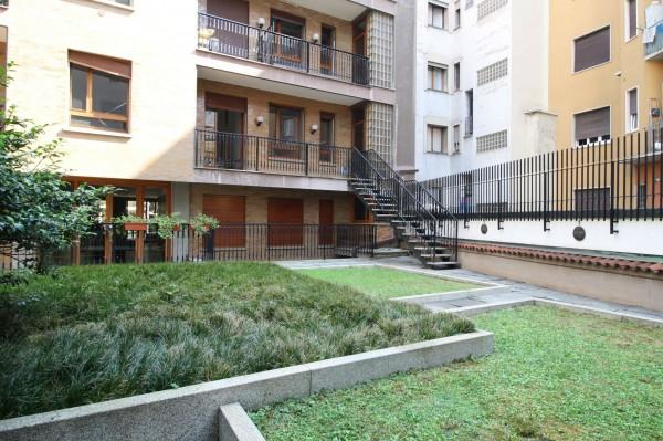 Appartamento in vendita a Milano, Cadorna, Con giardino, 123 mq - Foto 6