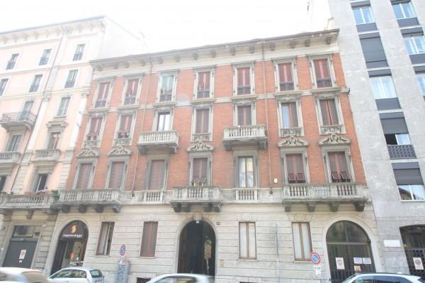Appartamento in vendita a Milano, Cadorna, Con giardino, 123 mq - Foto 16
