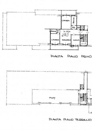 Appartamento in vendita a Vinovo, Centro Paese, Con giardino, 100 mq - Foto 4