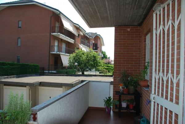 Appartamento in vendita a Vinovo, Centro Paese, Con giardino, 100 mq - Foto 7