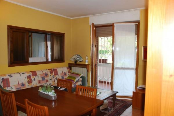 Appartamento in vendita a Vinovo, Centro Paese, Con giardino, 100 mq - Foto 8
