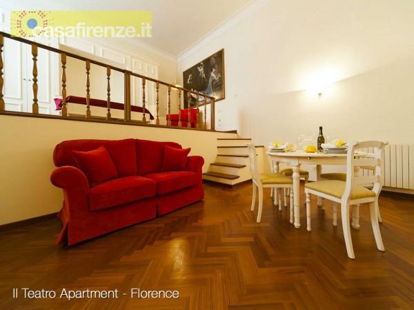 Appartamento in affitto a Firenze, Arredato, 63 mq