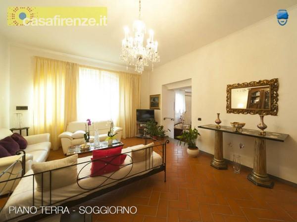 Appartamento in vendita a Firenze, Con giardino, 159 mq - Foto 35