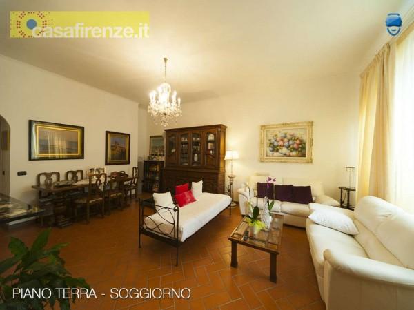 Appartamento in vendita a Firenze, Con giardino, 159 mq - Foto 40