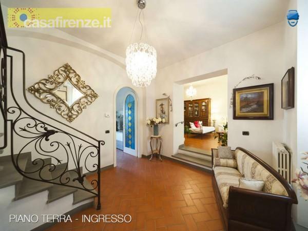 Appartamento in vendita a Firenze, Con giardino, 159 mq - Foto 41