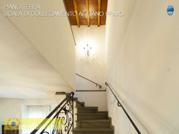 Appartamento in vendita a Firenze, Con giardino, 159 mq - Foto 22