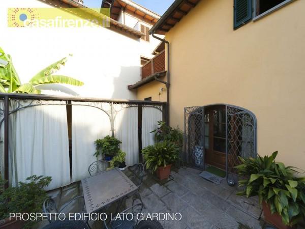 Appartamento in vendita a Firenze, Con giardino, 159 mq - Foto 26