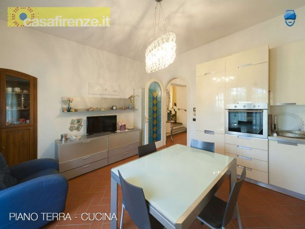 Appartamento in vendita a Firenze, Con giardino, 159 mq - Foto 24