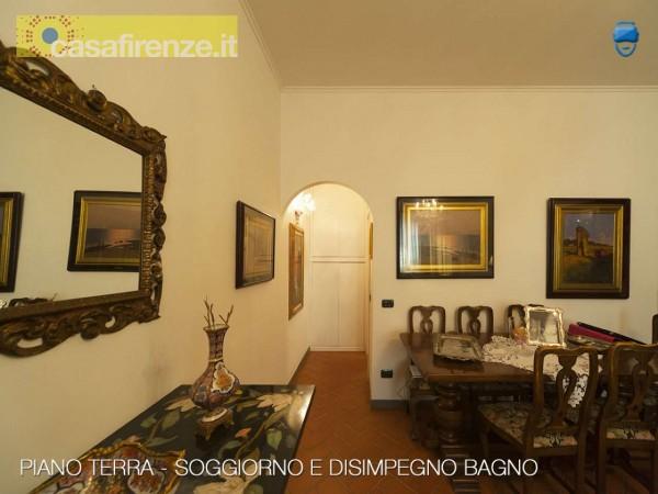 Appartamento in vendita a Firenze, Con giardino, 159 mq - Foto 38