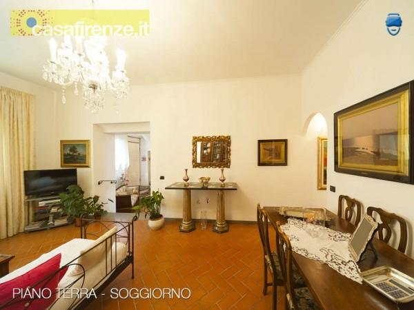 Appartamento in vendita a Firenze, Con giardino, 159 mq - Foto 39