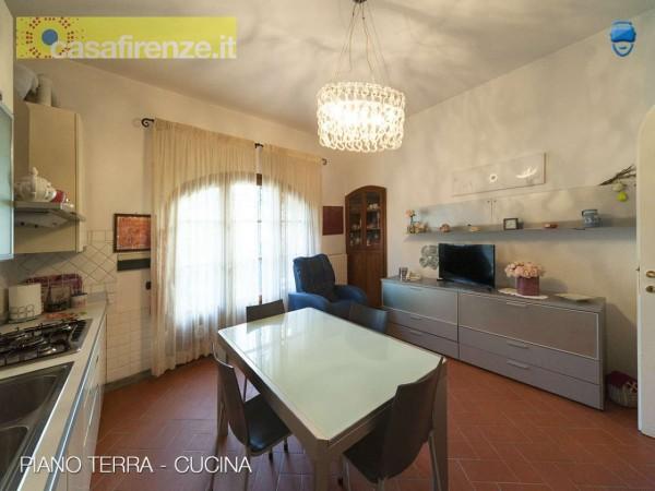 Appartamento in vendita a Firenze, Con giardino, 159 mq - Foto 32