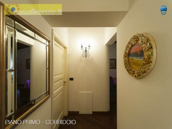 Appartamento in vendita a Firenze, Con giardino, 159 mq - Foto 6