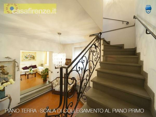 Appartamento in vendita a Firenze, Con giardino, 159 mq - Foto 23