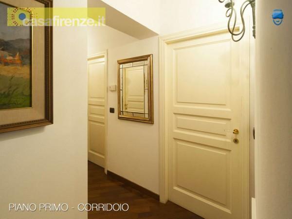 Appartamento in vendita a Firenze, Con giardino, 159 mq - Foto 18