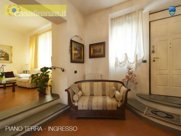 Appartamento in vendita a Firenze, Con giardino, 159 mq - Foto 42