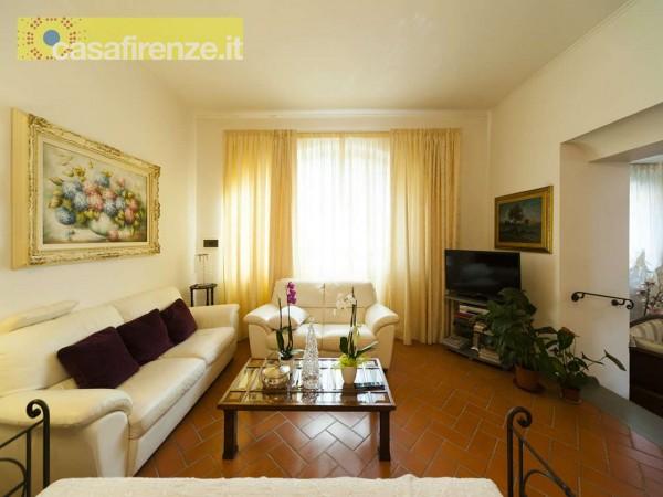 Appartamento in vendita a Firenze, Con giardino, 159 mq