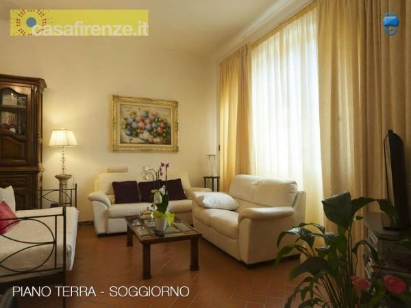 Appartamento in vendita a Firenze, Con giardino, 159 mq - Foto 36